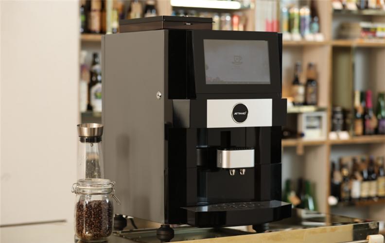商用无人咖啡机,现磨自助咖啡贩卖机,咖啡机定制