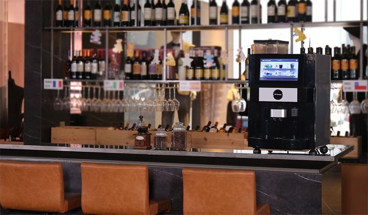 台式现磨咖啡机推荐,无人售卖咖啡机厂家,企业用咖啡机