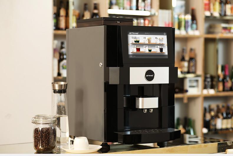 办公室咖啡机推荐,现磨全自动咖啡机品牌选择,企业用咖啡机,618促销