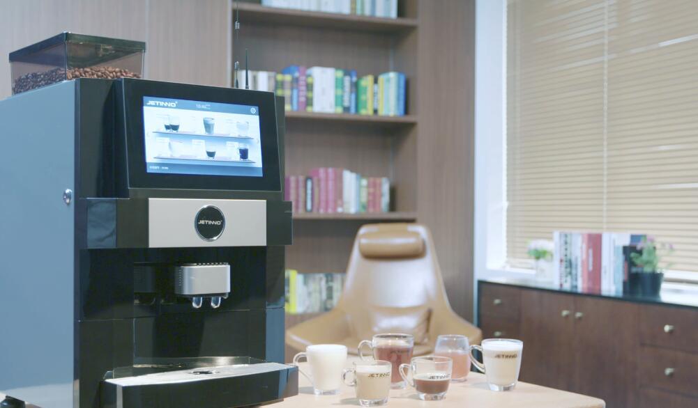 技诺办公室咖啡机,广州咖啡机租赁,现磨咖啡机品牌推荐